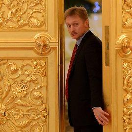 """AFP/""""Scanpix"""" nuotr./Vladimiro Putino atstovas spaudai Dmitrijus Peskovas"""