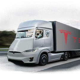 """Tesla"" vilkiko modelis"