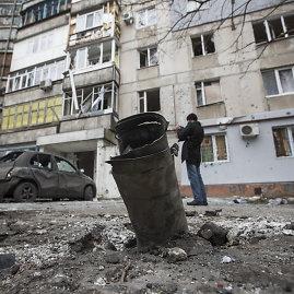 """""""Scanpix""""/AP nuotr./Mariupolis"""