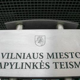 Juliaus Kalinsko / 15min nuotr./Vilniaus miesto apylinkės teismas