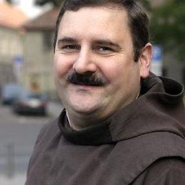 Kęstučio Vanago/BFL nuotr./Šv.Pranciškaus parapijos klebonas, brolis  Arūnas Pranciškus Peškaitis.