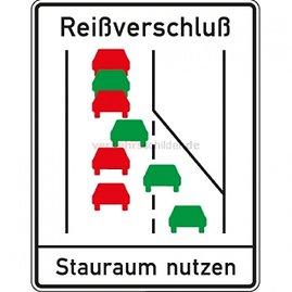 """iliustr./Vokietijoje naudojamas ženklas """"Užtrauktukas"""""""