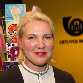 Irmanto Gelūno / 15min nuotr./Lietuvos pašto bendrovės vadovė Lina Minderienė