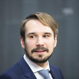 "Irmanto Gelūno / 15min nuotr./Vaidotas Rūkas ""INVL Asset Management"" Investicijų valdymo departamento direktorius."