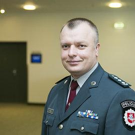 Irmanto Gelūno / 15min nuotr./Saulius Gagas, Vilniaus apskrities vyriausiojo policijos komisariato viršininkas