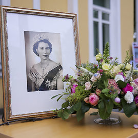 Irmanto Gelūno / 15min nuotr./Karalienės Elizabeth II gimtadienio šventė Vilniuje