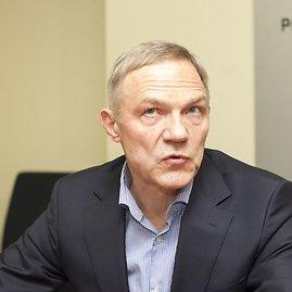 Lietuvos fechtavimo federacijos prezidentas Vytautas Polujanskas