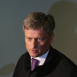 Juliaus Kalinsko/15min.lt nuotr./Sergejaus Rachinšteino advokatas teisme