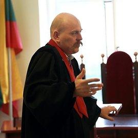 Rūtos Strakšaitės nuotr./Prokuroras Zdzislavas Tuliševskis