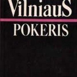 """Leidyklos nuotr. /Ričardas Gavelis """"Vilniaus pokeris"""""""