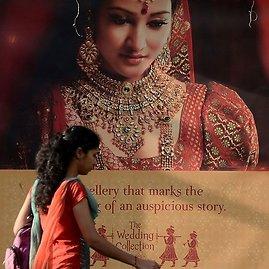 "AFP/""Scanpix"" nuotr./Moteris Indijoje"