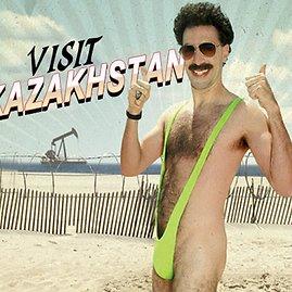 Kadras iš filmo/Boratas