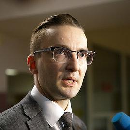 Eriko Ovčarenko / 15min nuotr./LFF prezidentas Edvinas Eimontas