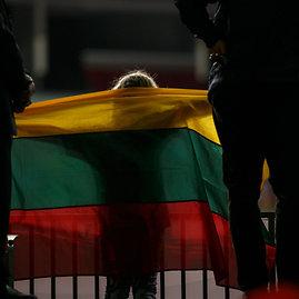 Eriko Ovčarenko/15min.lt nuotr./Rungtynių akimirka