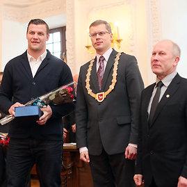 Eriko Ovčarenko/15min.lt nuotr./Marius Paškevičius