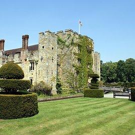 123rf.com nuotr./Heverio pilies sodai – būtent sodai Kentą garsina visame pasaulyje
