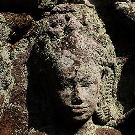 Angkor What šventykloje