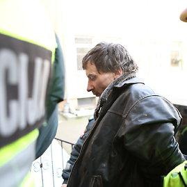 Eriko Ovčarenko/15min.lt nuotr./Vaikų nužudymu įtariamas A.B.