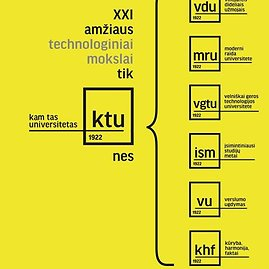 """""""Facebook"""" nuotr./Internautai """"patobulino"""" KTU savireklamos tekstą."""