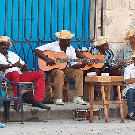 """""""Novaturas"""" nuotr./Muzika Kuboje skamba visur ir ne dėl turistų"""