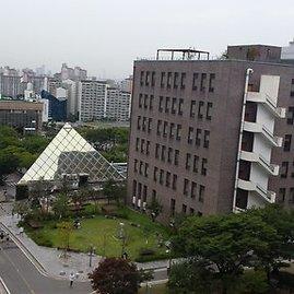 Asmeninio albumo nuotr./Studentų miestelis Pietų Korėjoje