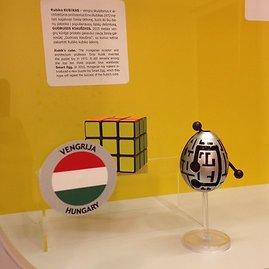 "Vengrija pristato ""Gudrųjį kiaušinį"""