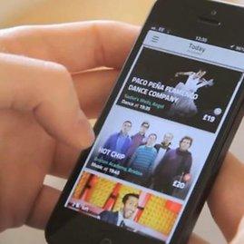 """Kadras iš """"Vimeo""""/Mobilioji aplikacija """"YPlan"""""""