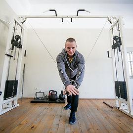Juliaus Kalinsko / 15min nuotr./Sporto salėje