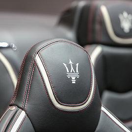 "Juliaus Kalinsko/15min.lt nuotr./""Maserati"" stendas"