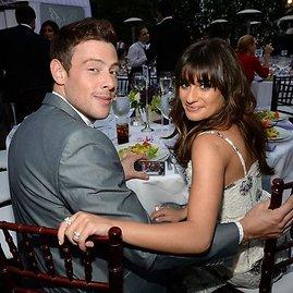 "AFP/""Scanpix"" nuotr./Cory Monteithas ir Lea Michele"