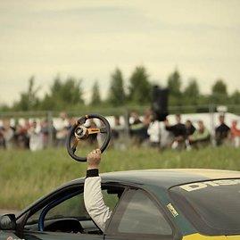 "Andriaus Lauciaus nuotr./Kastytis Alekna, ""Nissan 200SX""/""D1Sport"""