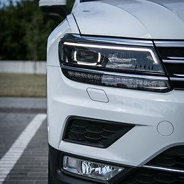 """Juliaus Kalinsko / 15min nuotr./Antros kartos """"Volkswagen Tiguan"""""""
