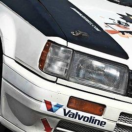 """Asmeninio archyvo nuotr./Arturo Simonavičiaus """"Mazda 323"""""""