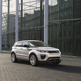 "Atnaujintas ""Range Rover Evoque"""