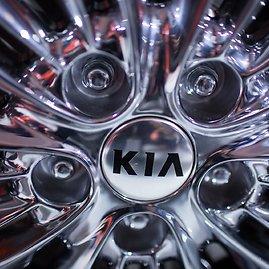 """""""Scanpix"""" nuotr./""""KIA Optima"""" pristatymas Niujorko automobilių parodoje"""