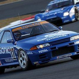 """Nissan"" nuotr./""Nissan GT-R R32"""