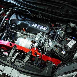 """Honda"" nuotr./Atnaujintas ""Honda CR-V"""
