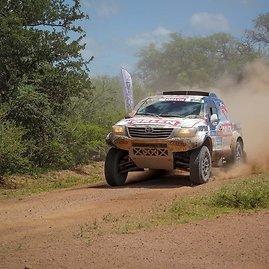 Tomo Tumalovičiaus nuotr./Dakaro bekelės maratono 12-as etapas
