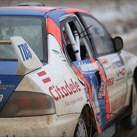 Ramūno Čapkausko automobilis po avarijos