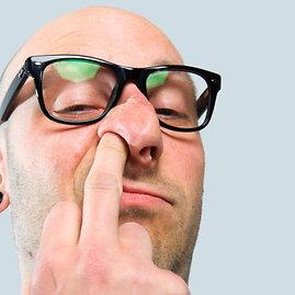 """""""Shuttestock"""" nuotr./Plaukeliai nosyje apsaugo mūsų kvėpavimo takus nuo nešvarumų."""