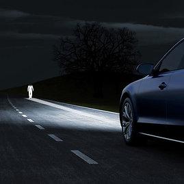 """Audi"" nuotr./""Audi Matrix LED"" žibintai"