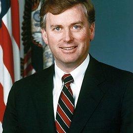JAV Gynybos departamento nuotr./JAV viceprezidentas Danas Quayle'as