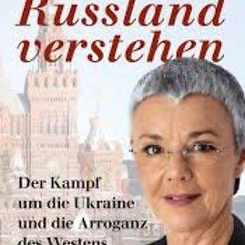 G.Krone-Schmalz  savo knygoje šlovina Rusiją ir V.Putiną