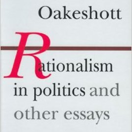 M.Oakeshotto knyga