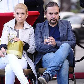 Monika Dirsytė ir Oskaras Koršunovas