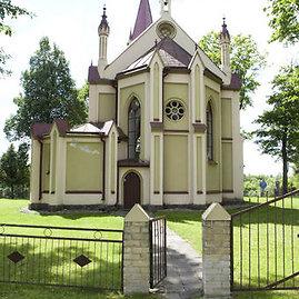 Mariaus Žičiaus/Žmonės.lt nuotr. /Šešuolėlių Švč. Mergelės Marijos, Visų malonių Tarpininkės, bažnyčia