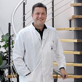 Asmeninio archyvo nuotr. /Medicinos mokslų daktaras Rolandas Dagilaitis.