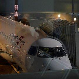 """""""Air Lituanica"""" nuotr./Meilės dieną """"Air Lituanica"""" sujungė Vilnių ir Paryžių"""