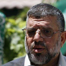 """""""Reuters""""/""""Scanpix"""" nuotr./Vienas iš """"Hamas"""" lyderių Sheikhas Yousefas"""