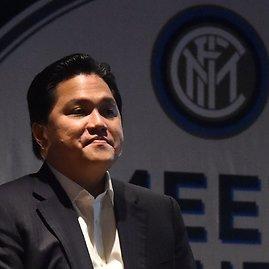 """AFP/""""Scanpix"""" nuotr./""""Inter"""" savininkas Erickas Thohiras"""